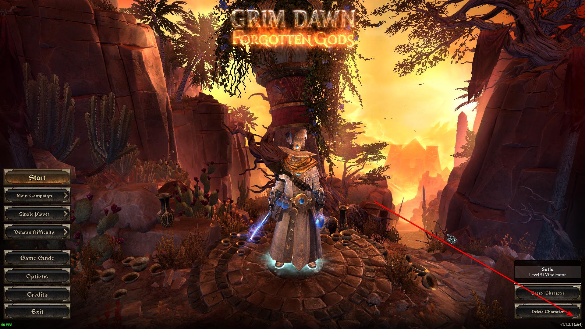 Grim Dawn Version 1 1 3 1 Hotfix 1 - Patch Notes - Crate